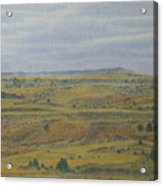 Slope County Splendor Acrylic Print
