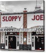 Sloppy Joe's Saloon- Key West Acrylic Print