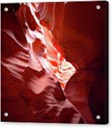 Slot Canyon 2 Acrylic Print