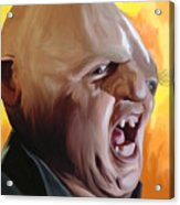 Sloth From Goonies Acrylic Print by Brett Hardin