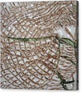 Slumbering - Tile Acrylic Print
