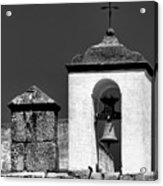Small Bell Tower Acrylic Print
