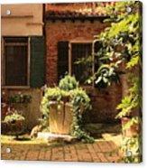 Small Campo In Venice Acrylic Print