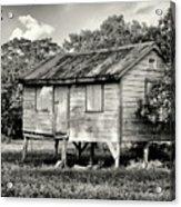 Small House Acrylic Print
