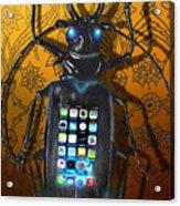 Smart Phone Acrylic Print