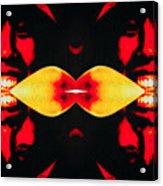 Smilecam 2 Acrylic Print