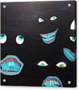 Smiles Acrylic Print