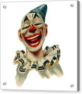 Smiley Acrylic Print