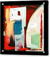 Smilin Acrylic Print