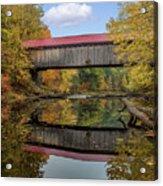 Smith Bridge Acrylic Print