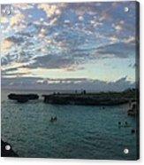 Smith Cove Grand Cayman  Acrylic Print