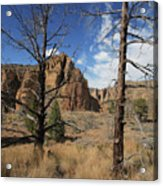 Smith Rock I Acrylic Print