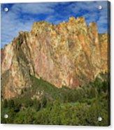 Smith Rock Oregon Acrylic Print