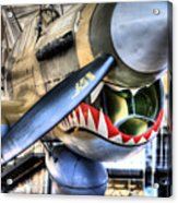Smithsonian Air And Space Acrylic Print by JC Findley