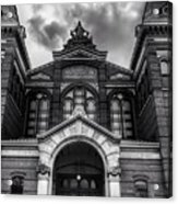 Smithsonian Arts And Industries Building Acrylic Print