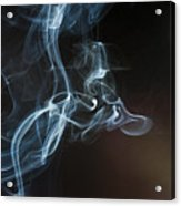 Smoke 5 Acrylic Print
