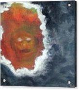 Smoke And Mirros Acrylic Print