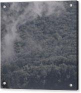 Smoke Off The Water Acrylic Print