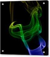 smoke XXIV Acrylic Print