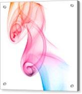smoke XXV Acrylic Print