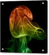 smoke XXVIII Acrylic Print