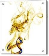smoke XXXIX Acrylic Print