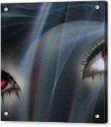 Smokey Eyes Acrylic Print