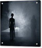 Smokey Ghosts Acrylic Print