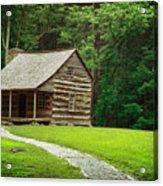 Smoky Mountain Living Acrylic Print