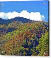 Smoky Mountain Scenery 6 Acrylic Print