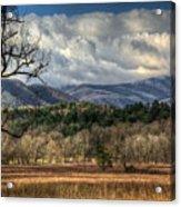 Smoky Mountain Splendor Acrylic Print