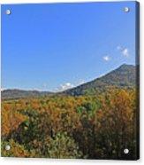 Smoky Mountains Scenery 9 Acrylic Print
