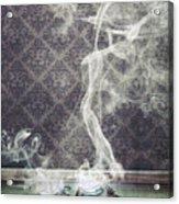 Smoky Shoes Acrylic Print by Joana Kruse