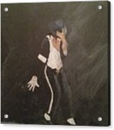 Smooth Criminal Acrylic Print