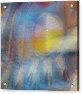 Smudge 248 Acrylic Print