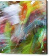 Smudge 391 Acrylic Print