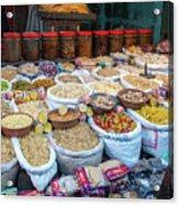 Snack Seller Acrylic Print