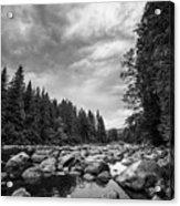Snoqualmie River Acrylic Print