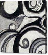 Snorffs And Dweezelbobbins Acrylic Print