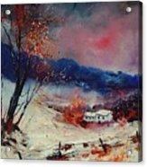 Snow 569020 Acrylic Print