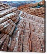 Snow Canyon Utah 2 Acrylic Print