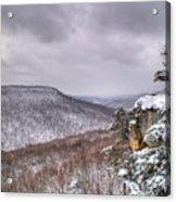 Snow Remoteness Acrylic Print