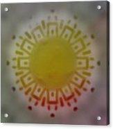 Snowcone Acrylic Print