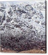 Snowdonia Acrylic Print