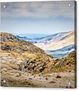 Snowdonia Landscape Acrylic Print