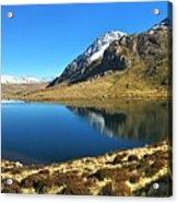Snowdonia Panorama Acrylic Print