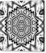 Snowflake 7 Acrylic Print