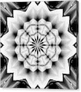 Snowflake 9 Acrylic Print