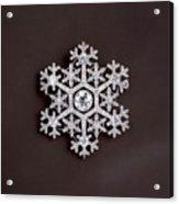 snowflake II Acrylic Print