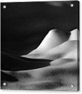 Snowscape 1 Acrylic Print
